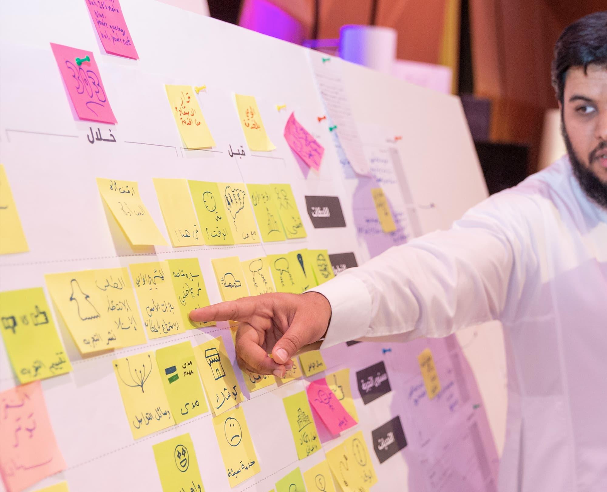 دورة تصميم الخدمات